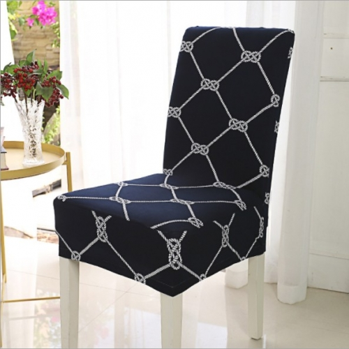 China factory printed chair cover for decoration