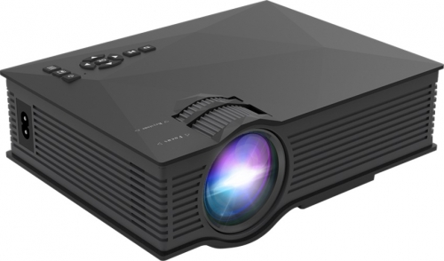 high lumens multimedia projector led portable projector wireless mini projector UC68